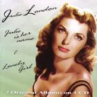 Julie Is Her Name/Lonely Girl by Julie London (CD, Feb-2007, Hallmark)