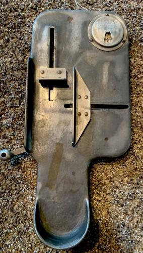 Vintage Dr. Scholls Automatic Shoe Sizer Patented