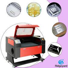 Ridgeyard 100w 28x20 Co2 Laser Engraver Cutter Cutting Engraving Machine