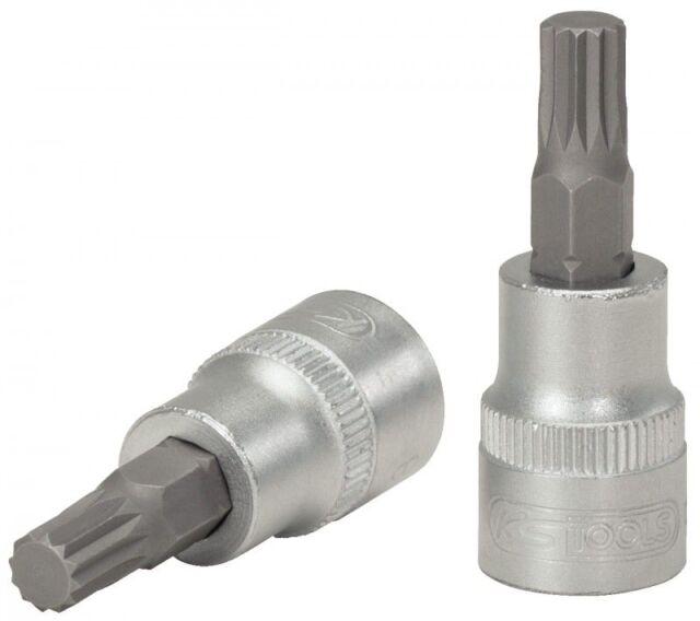 """Ks Tools 3/8 """" Embout Nouille pour Multi-Dent ( Xzn ) Vis"""
