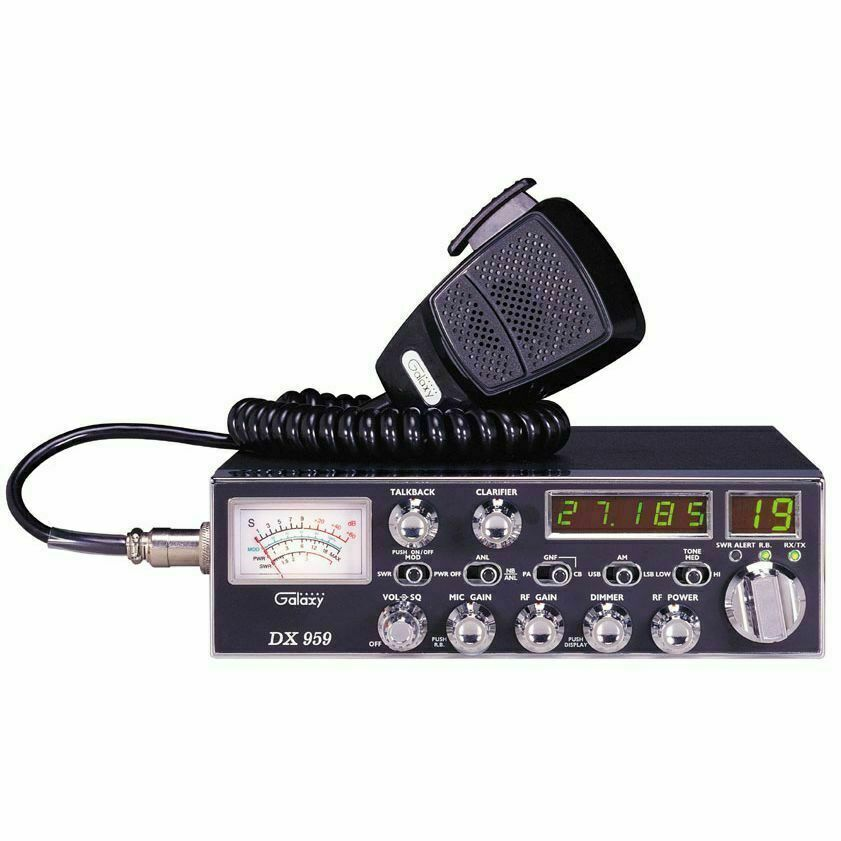 Galaxy DX959 40 Ch. + Sidebands CB Radio DX-959 NEW. Buy it now for 219.99