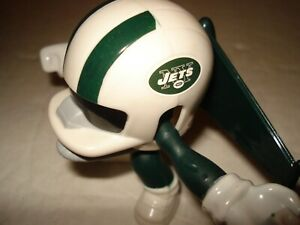 New York Jets Mascot Backpack Pal