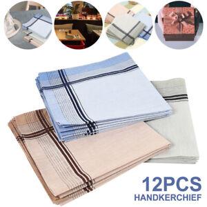 12pcs-mouchoirs-mouchoir-mouchoir-assorti-pochette-de-poche-100-coton-BR