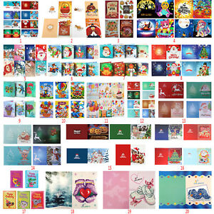 5D DIY Diamond Painting Greeting Card Envelope Christmas Birthday Xmas Gift Set