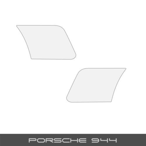 Porsche 944 Stone Schutz Schutz Klar Vinyl Kohlenstoff Verfügbar
