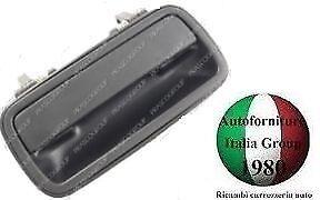 MANIGLIA APRIPORTA POSTERIORE SX EST NERA S//FORO SUZUKI VITARA 88/>98 1988/>1998