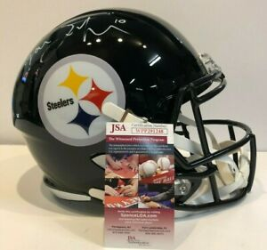 06fd54cb322 Image is loading RYAN-SWITZER-AUTOGRAPHED-SIGNED-PITTSBURGH-STEELERS -FULL-SIZE-