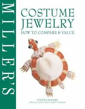 Miller's Costume Jewelry: How to Compare & Value, Steven Miners, Good Book
