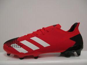 Adidas-Depredador-20-2-Hombre-Fg-Zapatillas-de-Futbol-UK-7-5-US-8-Eu-41-1-3-Ref
