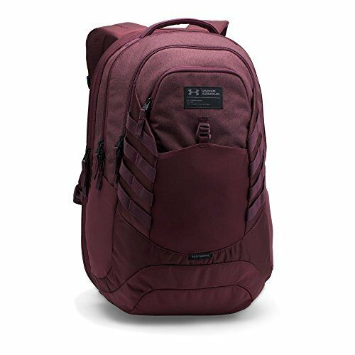 Under Armour UA Hudson Backpack - Choose Sz color Raisin Red raisin Red One  Size for sale online  f6c048b824f99