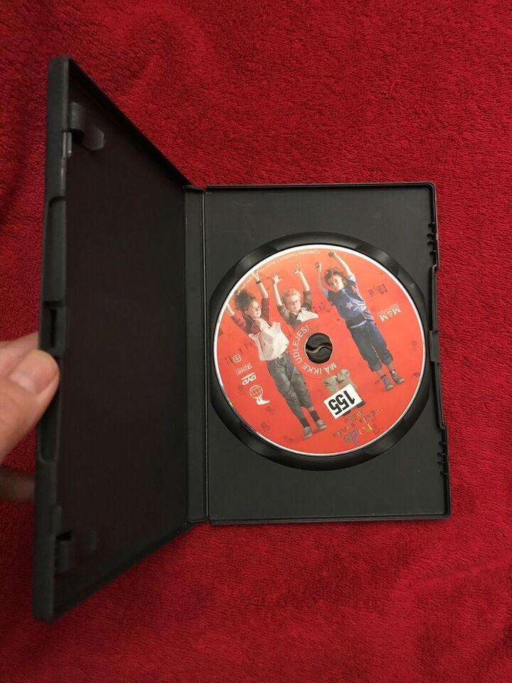 Frode og alle de andre rødder , DVD, familiefilm