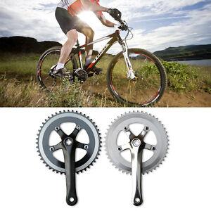 Single-Speed-Single-Ring-Bike-Crankset-Chainset-Alloy-Square-Taper-Fit-Crank-HM
