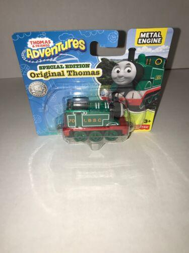 Thomas /& Friends Adventures Diecast Metal Engine Special Edition Original Thomas