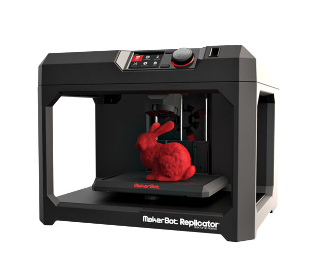 MakerBot Replicator Desktop SmartExtruder+ inc. vat 3D Printer Plug & Play