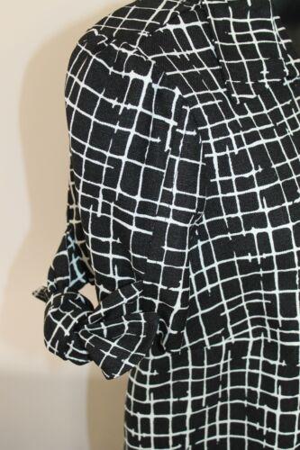 faite manches Bali 2 habillée Top en à 3 4 Usa Robe Sisters S courtes 1487 Veste Femme BqpOtH