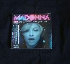 Madonna Confessions Tour W/obi 日版 japan press