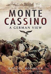 Monte-Casino-Una-Aleman-Vista-Por-bohmler-RUDOLF-LIBRO-DE-TAPA-DURA