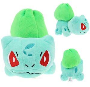 BdM-Pokemon-Bulbasaur-Peluche-15-cm-Bulbizarre-Bisasam-Gashapon-Banpresto