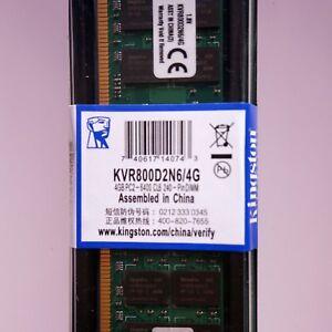 Memoria-RAM-DDR2-4GB-800-Mhz-Kingston-NUEVA-NO-COMPATIBLE-CON-INTEL