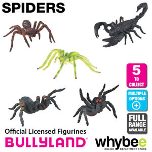 Genuine-Bullyland-Snakes-amp-Spiders-Collection-Plastic-Figurines-Figures-Range