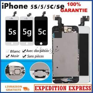 VITRE-TACTILE-ECRAN-LCD-IPHONE-5S-5C-SE-5-COMPLET-RETINA-AFFICHER-AVEC-BOUTON