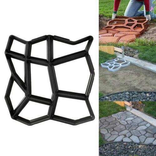 D.I.Y Pflasterstein Gehweg Form Pflasterform Schalungsform Betonformen platten