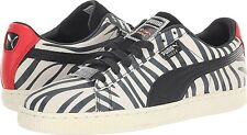 029811f465b PUMA X Paul Stanley Suede US 12 Black & White Zebra Stripes 36628801 ...