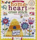Home & Heart Cross Stitch Book | Jayne Schofield PB 6059192017 BTR