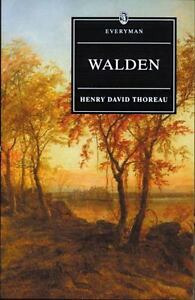 Walden With Ralph Waldo Emersons Essay On Thoreau Everymans  Image Is Loading Waldenwithralphwaldoemersonsessay