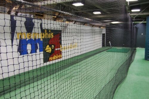 ProCage™ Batting Tunnel Net #24 35x14x12ft high