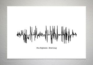 Foo-Fighters-Everlong-Sound-Wave-Print-Poster-Art