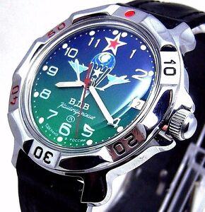 Uhr-Herren-Vostok-Komandirskie-Uhr-811818-NEU