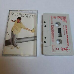 PAUL-McCARTNEY-PIPES-OF-PEACE-CASSETTE-TAPE-EMI-MPL-UK-1983