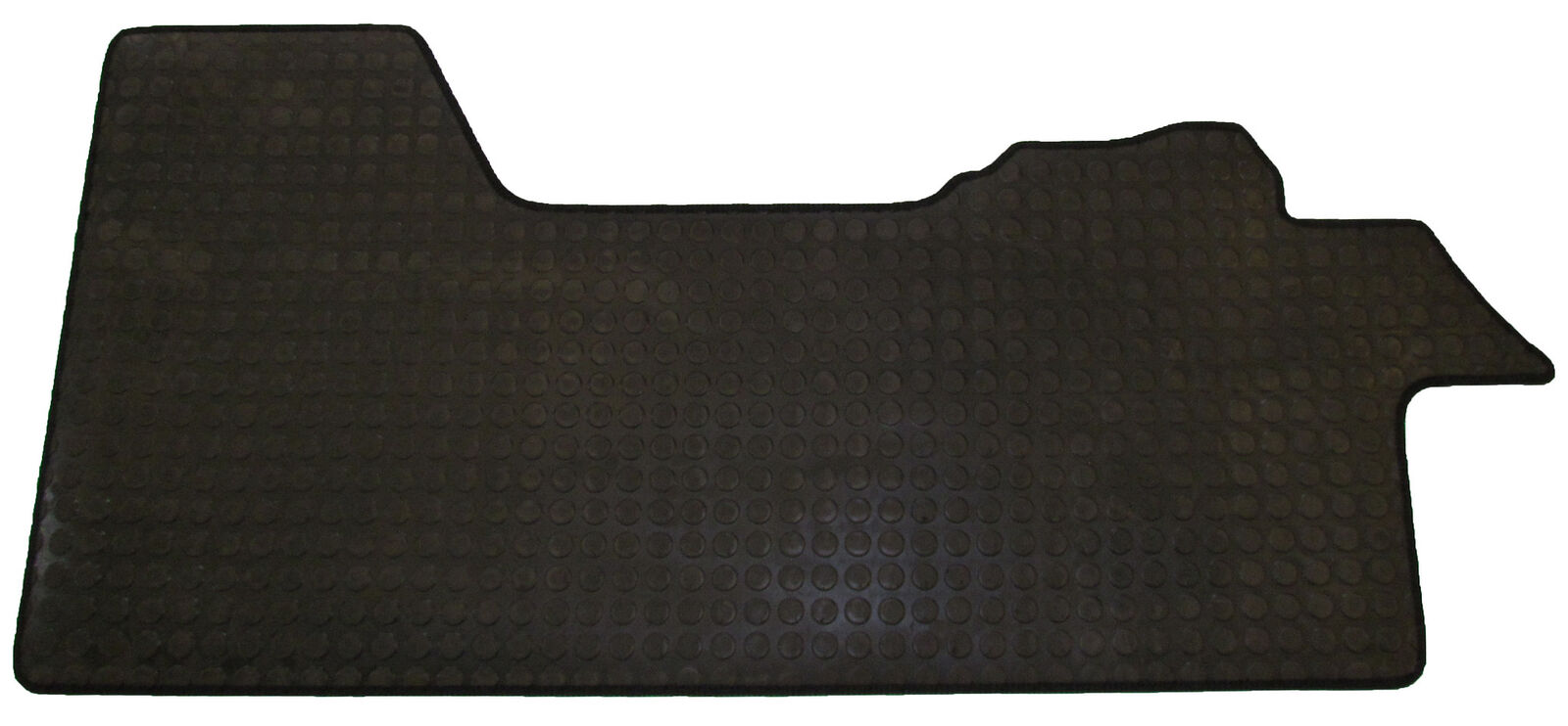 Tailored Made Rubber Car Mats Peugeot Boxer (2007-Onwards)