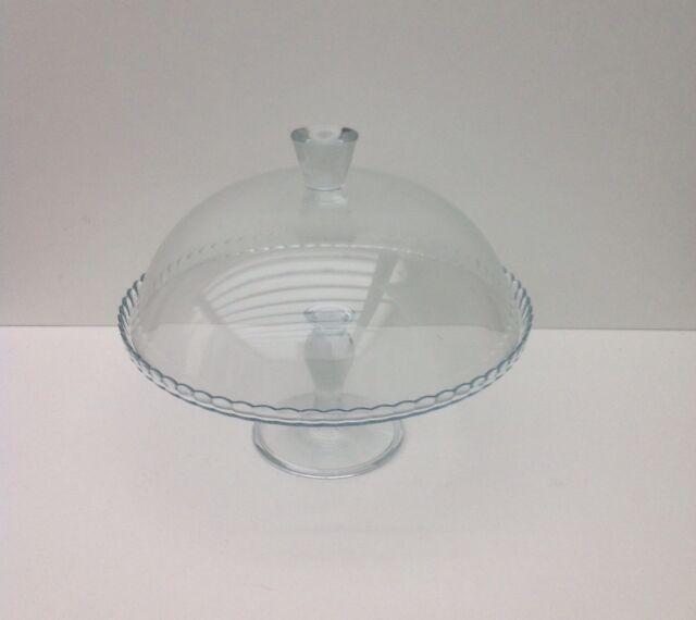 Tortenplatte Mit Glasglocke Patisserie 32cm Pasabahce Günstig Kaufen
