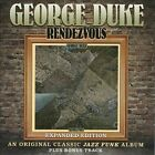 Rendezvous [Expanded Edition] by George Duke (CD, Nov-2011, Soul Music (UK R&B))