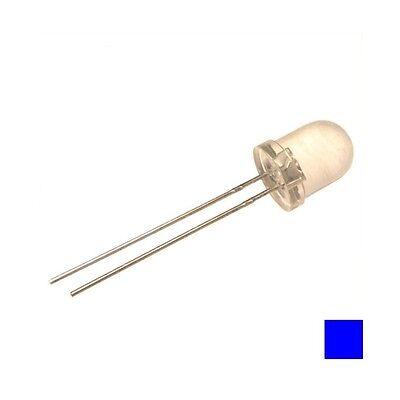 10 Leuchtdiode L-7113 QBC-D LED 5mm blau 3000mcd LEDs 20mA 16° Kingbright 090185