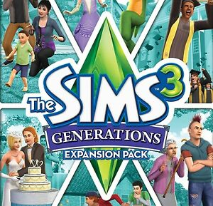 THE-SIMS-3-GENERATIONS-EXPANSION-PACK-Origin-chiave-key-ITALIANO-ROW