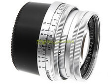 Leica Summicron 5cm. f2 compatibile con M6- M7- M8 - M9 - Monochrome. 50mm.