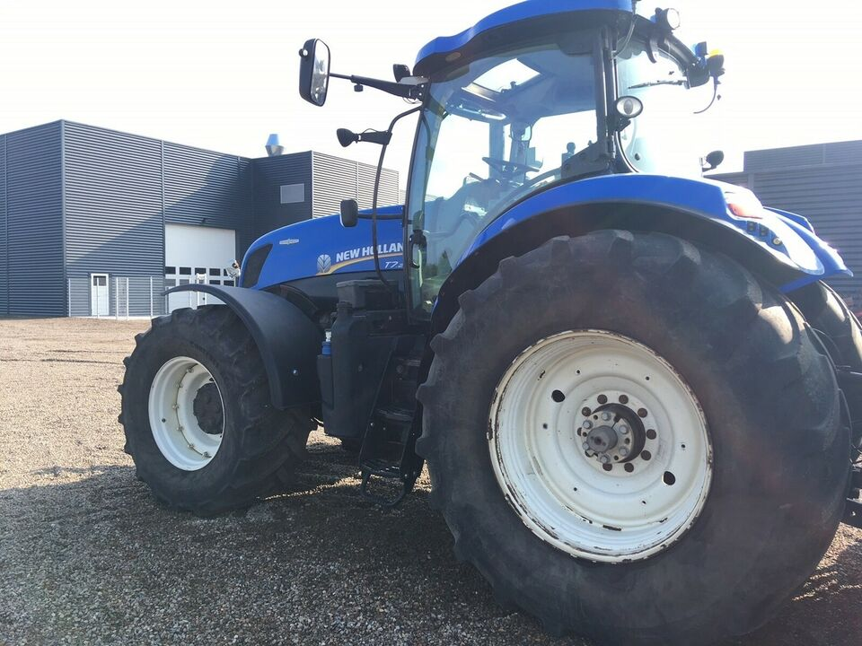 New Holland, T7.270 AC, timer 7505