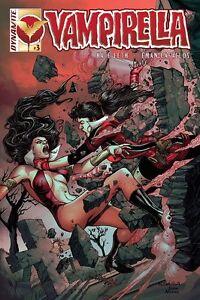 VAMPIRELLA VOL 3 #2 Cover A VF//NM Dynamite Comic Vault 35