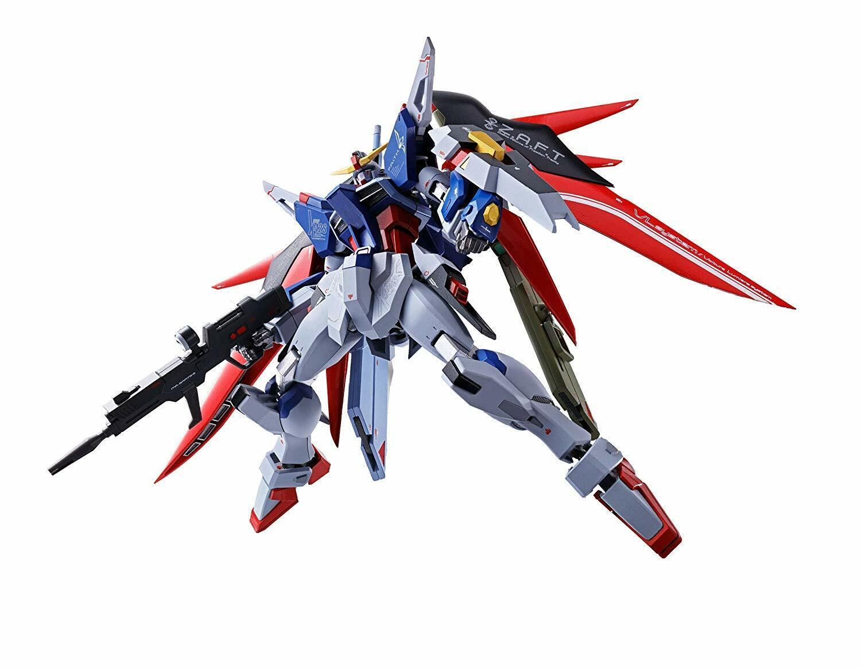 Bandai Metal Robot Spirits lado Miss Destiny Gundam Figura De Acción