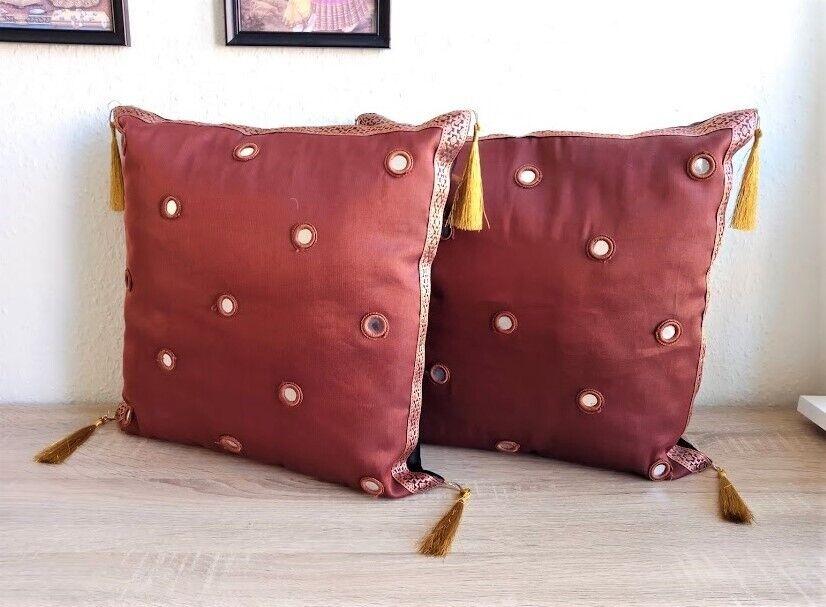 Pyntepuder, Indiske puder, Sofapuder