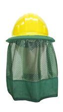 Hard Hat Neck Shade Neck Protector Quick Dry Mesh Hunter Green