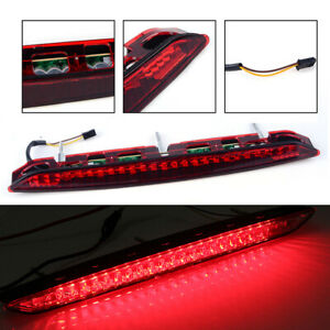 For BMW Z4 E85 03-08 Red Third High Mount Brake Stop Rear Tail Light 63256917378