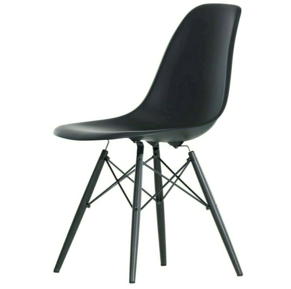 Spisebordsstol, Eames – dba.dk – Køb og Salg af Nyt og Brugt