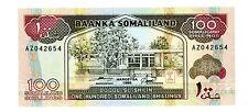 Somaliland … P-5b … 100 Shillings … 1996 … *UNC*