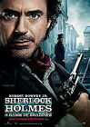 Sherlock Holmes - A Game Of Shadows (Blu-ray and DVD Combo, 2012)