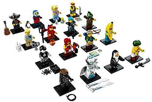 Lego® 71013 Minifiguren Komplettset Serie 16 Neu new