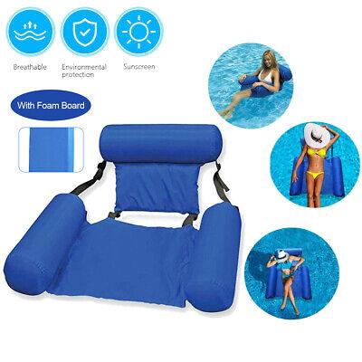 Poolsitz Schwimmsitz Luftmatratze Wasserliege Wassersessel Pool Meer Schwimmbad